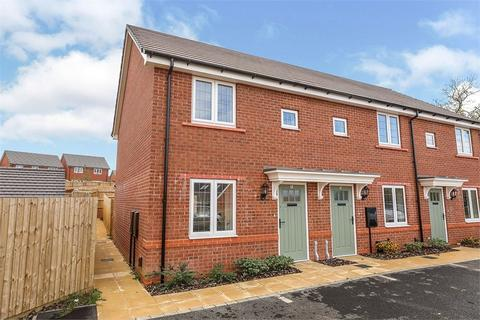 3 bedroom end of terrace house for sale - Harcourt Grove, Bushby, Leicester