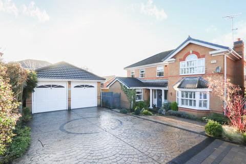 4 bedroom detached house for sale - Glebe View, Barlborough, Chesterfield