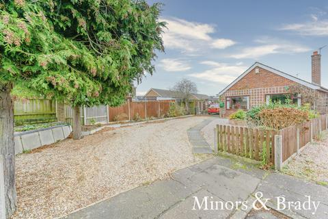 3 bedroom detached bungalow for sale - Mantle Close, Sprowston