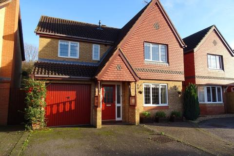 4 bedroom detached house for sale - Lornas Field: Hampton Hargate