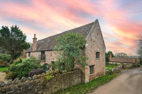 3 bedroom barn conversion for sale - Butts Batch, Compton Bishop, Axbridge, Somerset, BS26