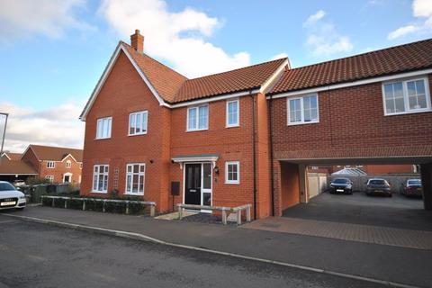 2 bedroom terraced house for sale - Mallard Way, Sprowston, Norwich