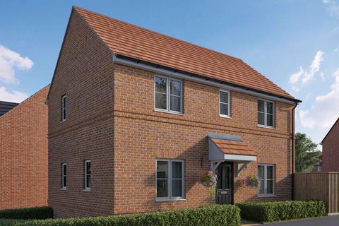 3 bedroom semi-detached house for sale - Plot 08B, The Mountford at Grainbeck Lane, Paddock Fields, Killinghall, North Yorkshire HG3
