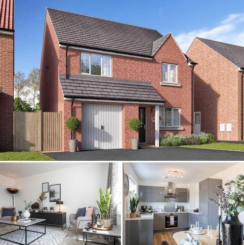 4 bedroom detached house for sale - Plot 43, The Goodridge at Harpers Heath, Doncaster Road, Hatfield, South Yorkshire DN7