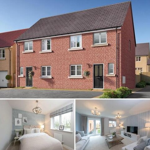 3 bedroom terraced house for sale - Plot 2-12, The Eveleigh at Heartlands, Spellowgate, Driffield, East Yorkshire YO25