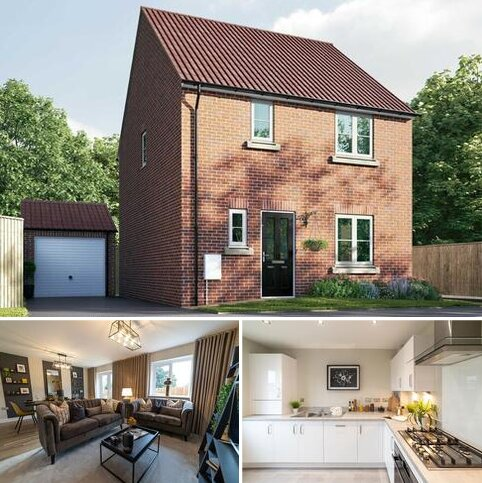 3 bedroom detached house for sale - Plot 2-13, The Elliot at Heartlands, Spellowgate, Driffield, East Yorkshire YO25