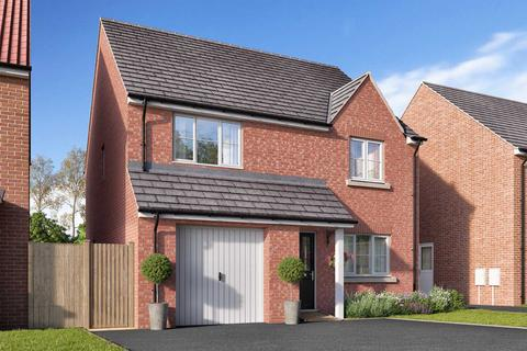 4 bedroom detached house for sale - Plot 2-25, The Goodridge at Heartlands, Spellowgate, Driffield, East Yorkshire YO25
