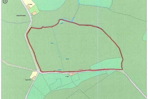 Farm land for sale - Ty Rhys Land, Pwllheli, Gwynedd, LL53