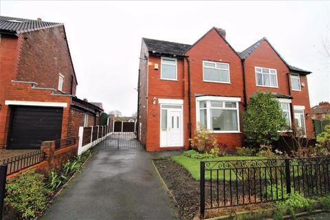 3 bedroom semi-detached house for sale - St Margarets Road, Prestwich