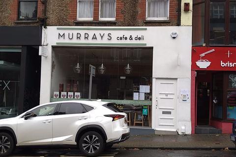 Cafe to rent - Park Row, Clifton, Bristol