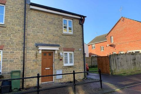 2 bedroom end of terrace house for sale - Middle Leaze, Chippenham, Wiltshire, SN14