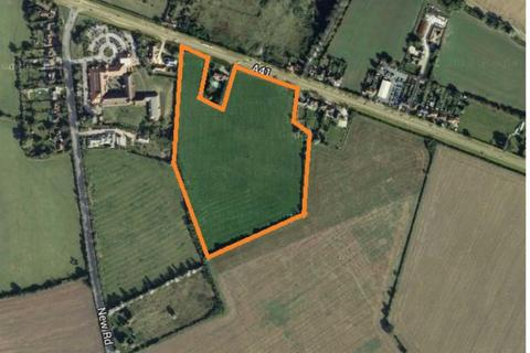 Land for sale - The Holiday Inn, Aston Clinton Road, Weston Turville