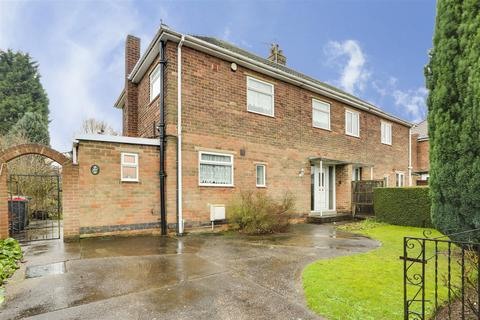 3 bedroom semi-detached house for sale - Laughton Crescent, Hucknall, Nottinghamshire, NG15 6HR