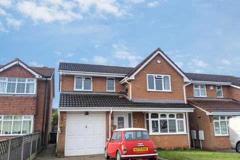 4 bedroom detached house for sale - Thistledown Drive, Featherstone, WV10 7SX