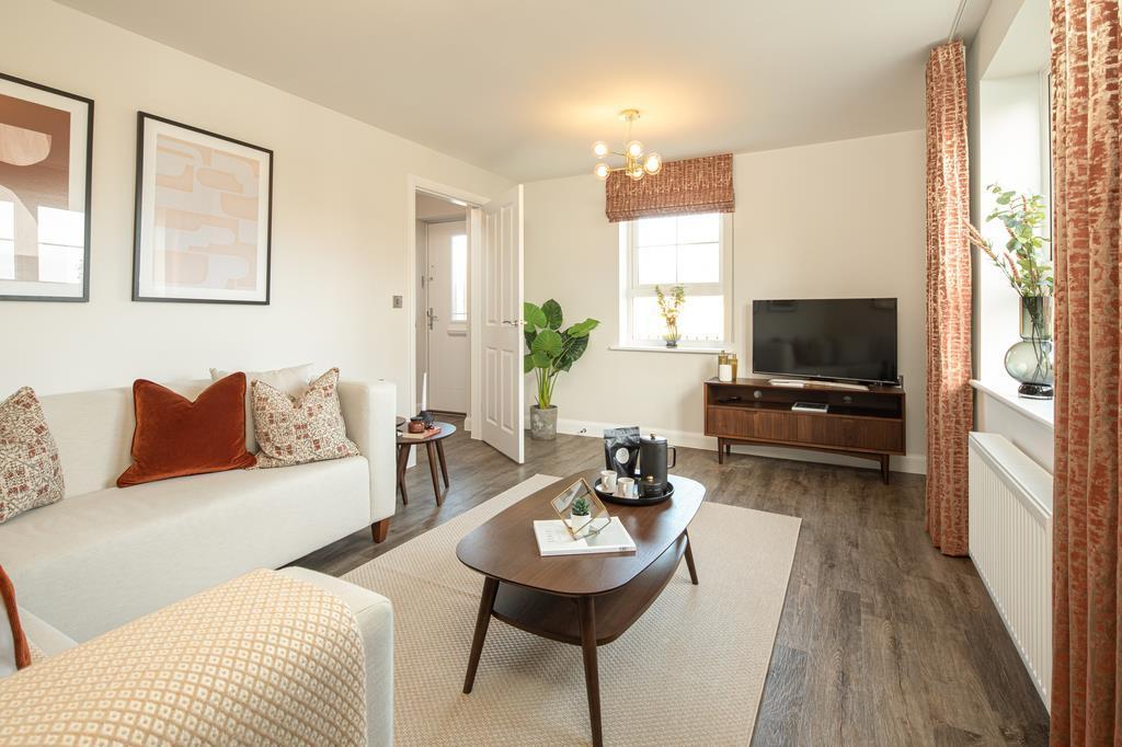 Spacious lounge, morpeth, 3 bed