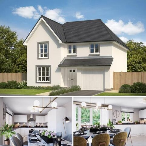 4 bedroom detached house for sale - Plot 177, Cullen at Barratt at Culloden West, 1 Appin Drive, Culloden IV2