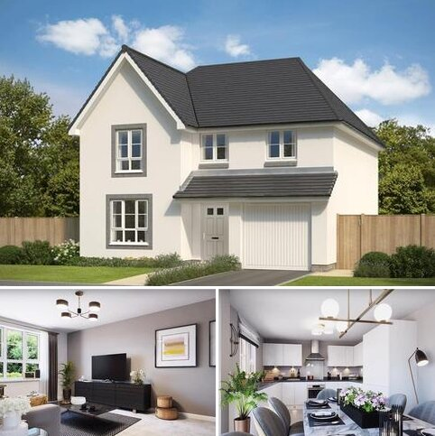 4 bedroom detached house for sale - Plot 177, Cullen at Barratt at Culloden West, 1 Appin Drive, Culloden IV2