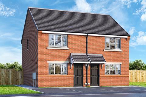 2 bedroom house for sale - Plot 42, The Buttercup at Gynsill Gate, Anstey, Gynsill Lane, Anstey LE7