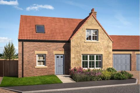 3 bedroom bungalow for sale - Plot 3 - The Fenwick, The Kilns, Beadnell, Northumberland, NE67