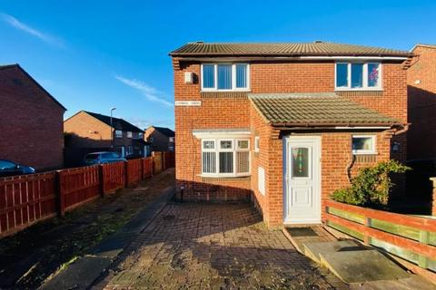 2 bedroom semi-detached house for sale - CAMBRIA GREEN, SOUTH HYLTON, SUNDERLAND SOUTH