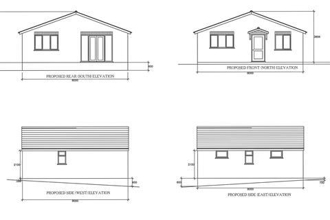 1 bedroom detached bungalow for sale - Belmont Gardens, Raunds, Wellingborough, Northamptonshire