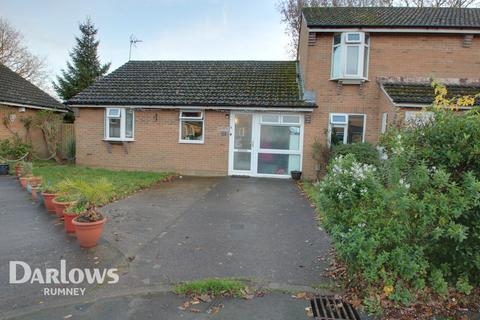 2 bedroom bungalow for sale - Pavaland Close, Cardiff