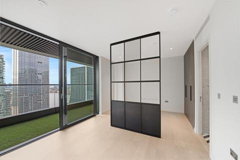 Studio - Bagshaw Building, Wardian, London, E14