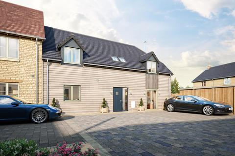 4 bedroom semi-detached house for sale - Weston-on-the-Green, Oxfordshire, OX25