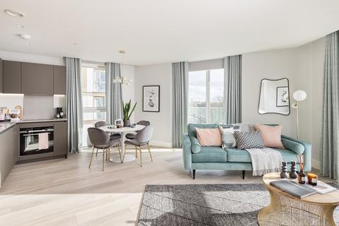 1 bedroom apartment for sale - Plot 116 Hale Works at Hale Works, Emily Bowes Court, Hale Village, Hale Village N17