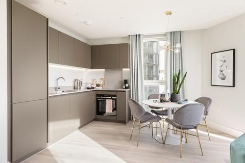 1 bedroom apartment for sale - Plot 129 Hale Works at Hale Works, Emily Bowes Court, Hale Village, Hale Village N17