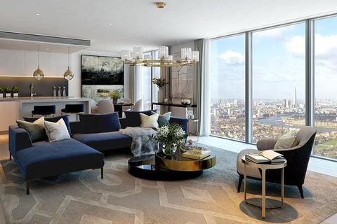 1 bedroom apartment - Landmark Pinnacle, Canary Wharf, London, E14