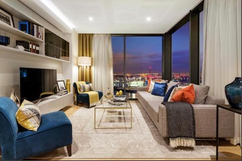 2 bedroom apartment - Hampton Tower, South Quay Plaza, Canary Wharf E14