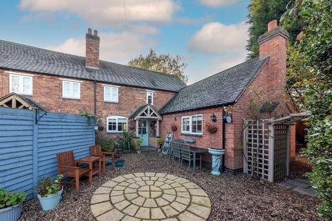 3 bedroom cottage for sale - Hillside Cottage, Cow Hill Lane, Fradley Village