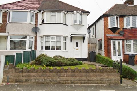3 bedroom semi-detached house to rent - Edgemond Avenue, Erdington/Walmley