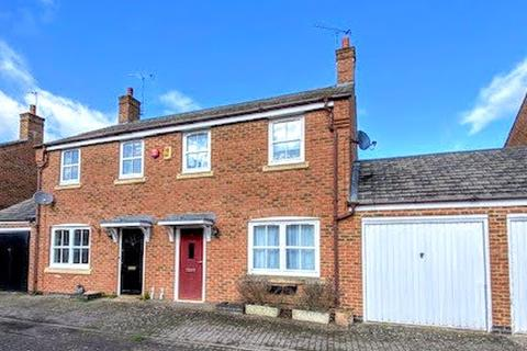 3 bedroom semi-detached house for sale - Longdown Mews, Aylesbury