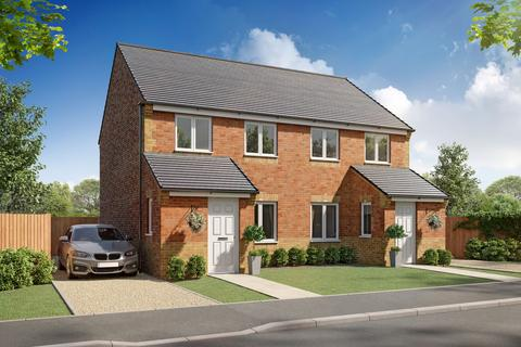 3 bedroom semi-detached house for sale - Plot 330, Wicklow at Middlestone Meadows, Durham Road, Middlestone Moor, Spennymoor DL16
