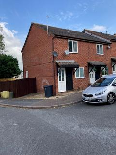 2 bedroom terraced house to rent - Britten Drive, Exeter