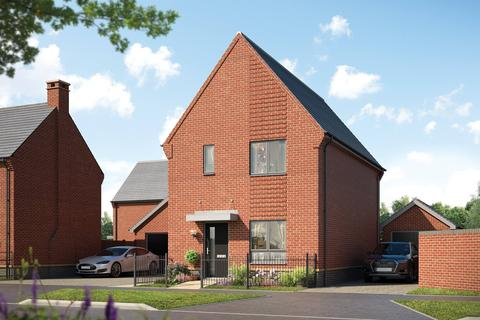 3 bedroom house for sale - Plot 278, The Egerton at Forest View at Kingswood Heath, Boxted Road, Colchester CO4