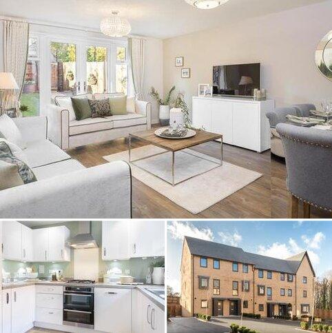 4 bedroom terraced house for sale - Plot 82, Peechtree at Gillies Meadow, Condor Way, Basingstoke, BASINGSTOKE RG24
