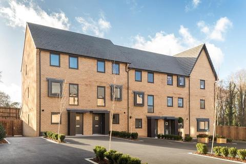 4 bedroom end of terrace house for sale - Plot 81, Peechtree at Gillies Meadow, Condor Way, Basingstoke, BASINGSTOKE RG24