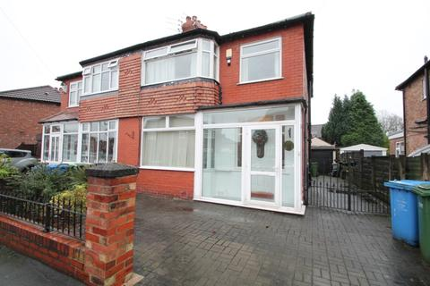 3 bedroom semi-detached house for sale - Manley Road, , Sale, M33 4FN