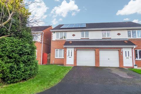 3 bedroom semi-detached house for sale - St. Marys Drive, West Rainton, Houghton Le Spring, Durham, DH4 6SP
