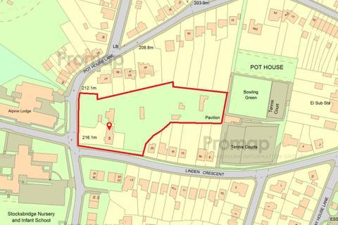 Land for sale - Pot House Lane, Stocksbridge, Sheffield