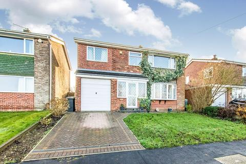 4 bedroom detached house for sale - Enderby Close, Washingborough, Lincoln