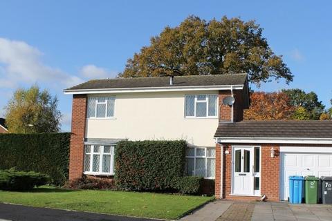 4 bedroom detached house for sale - Gainsborough Drive, Perton