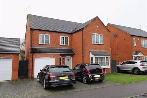 4 bedroom detached house for sale - Cotes Road, Burbage, Leicestershire