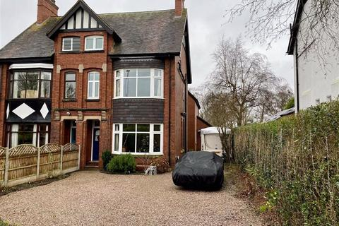 6 bedroom semi-detached house for sale - Oulton Road, Stone