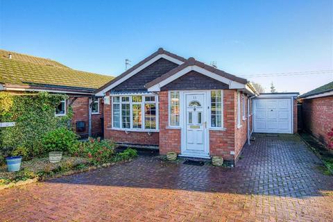 3 bedroom detached bungalow for sale - 11, Vaughan Gardens, Codsall, Wolverhampton, WV8