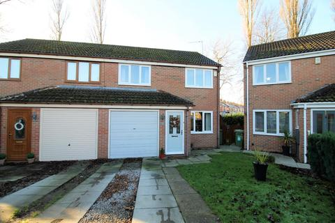 3 bedroom semi-detached house for sale - Newby Close, Norton, Stockton-On-Tees