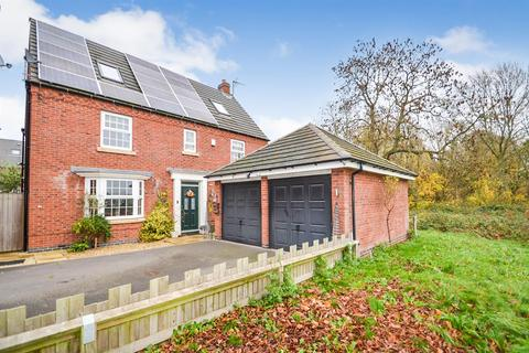 5 bedroom detached house for sale - Firefly Close, Newton, Nottinghamshire